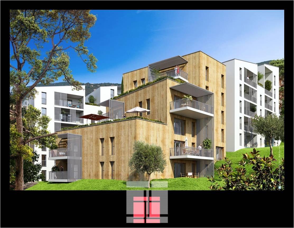 RESIDENCE NEUVE L'ALTORE - T2 - 42 M2 - 160 000 €